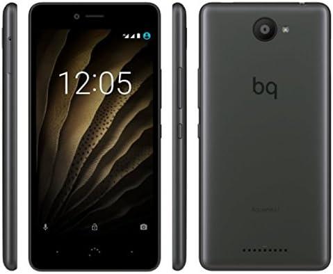 OUTLET bq smartphone Aquaris U (16+2GB) black/graphite grey ...