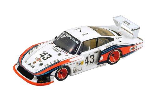 1/18 ポルシェ 935/78 「モビーディック」 1978年ル・マン24時間8位#43 ドライバー:R.Stommelen/M.Schurti 18S030