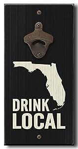 Drink Local Florida Bottle Opener