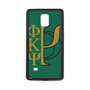 Phi Kappa Psi Half Samsung Galaxy Note 4 Cell Phone Case Black phone component AU_470847
