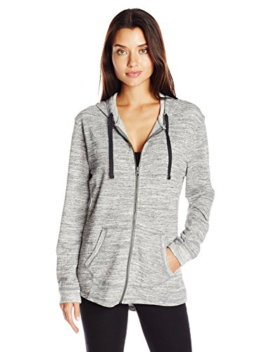 Hanes Women's French Terry Full-Zip Hoodie Sweatshirt