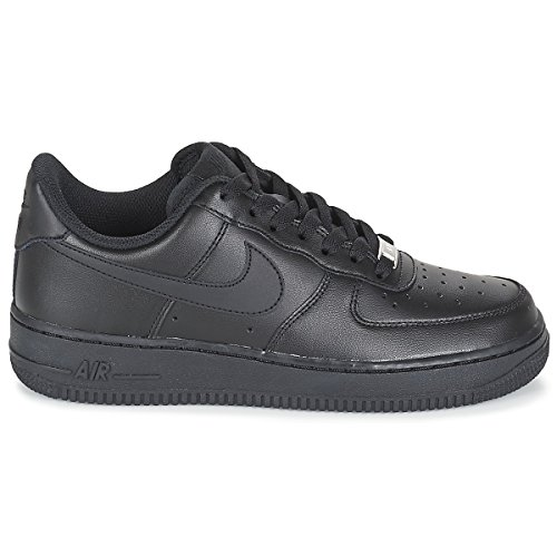 Force 1 Air '07 Nero Basketball Donna Scarpe Nike da Wmns BqwtEE