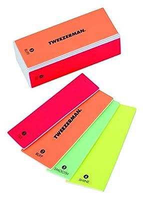 Tweezerman Neon Hot 4-In-1