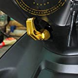 RONGLINGXING Motorcycle Luggage Hook Travel Sport
