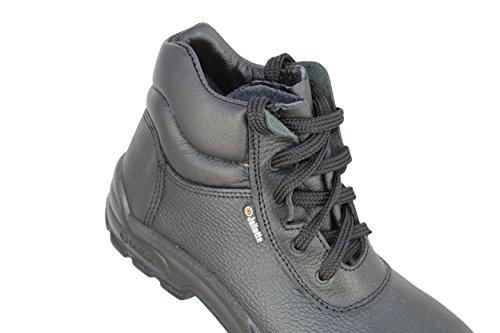 jallatte jalhelgi Ligne SAS S3Src–Calzado de Seguridad bauschuhe Alto Negro Negro - negro