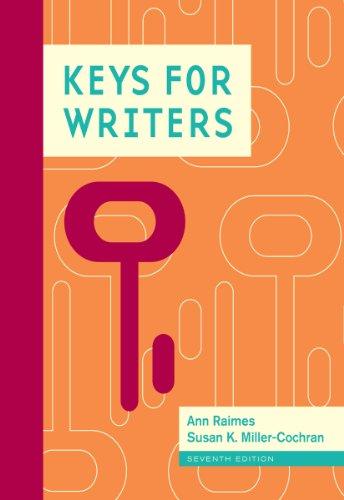 Keys for Writers Pdf