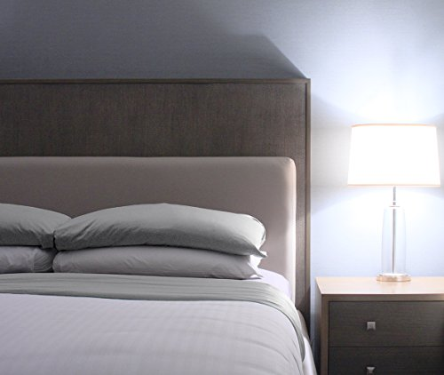 Oasis Fine Linens Island Bamboo Collection (King, (Cashmere Linen)