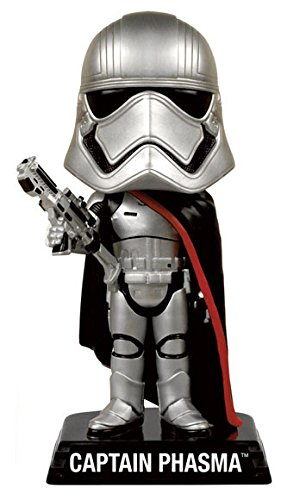 Star Wars Episode 7 Captain Phasma Wacky Wobbler Funko 6238 Accessory Toys /& Games Miscellaneous