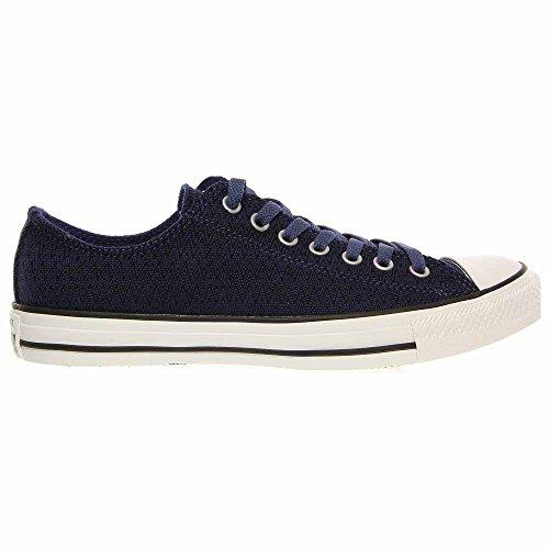 Converse Mens Chuck Taylor All Star Ox Zigzag Textiel Sneaker Twilight Blue