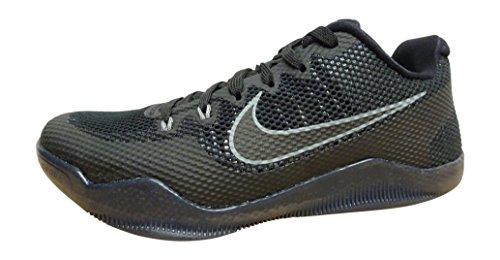 Nike Kobe Xi Hommes Baskets De Basket-ball 836183 Baskets Chaussures (nous 8, Noir Cool Gris 001)