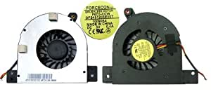 Toshiba F6D3-CCW CPU Cooling Fan for Select Satellite Laptops (DFS451205M10T)