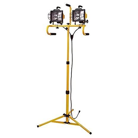 Utilitech 600 Watt Halogen Work Light Base