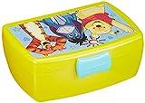 P: OS 68931 - Disney Winnie The Pooh Bread Box - Yellow - 16 x 12 x 6.5 cm