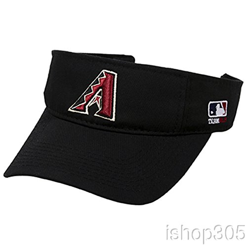Arizona Diamondbacks Home MLB Official Replica Baseball Visor Various Team Hat Adjustable MLB Licensed
