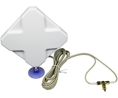 esumic 35dbi 3g 4g lte ts9 sma external antenna for huawei. Black Bedroom Furniture Sets. Home Design Ideas