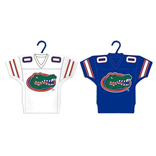 Boelter Brands NCAA Florida Gators Home & Away Jersey Ornament, 2-Pack