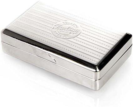 Caja metálica para tabaco de liar Smoking: Amazon.es: Salud y cuidado personal