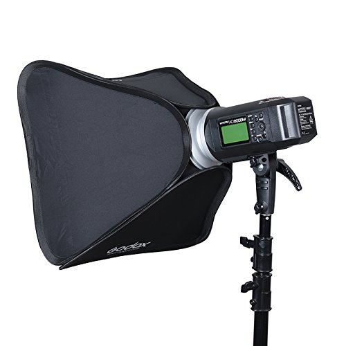 Godox AD600BM Bowens Mount 600Ws GN87 1/8000s HSS Outdoor Flash Strobe Studio Monolight with X1T-N Wireless Trigger Transmitter Compatible for Nikon Cameras &32x32inch Softbox&Standard Reflector&Snoot by Godox (Image #5)