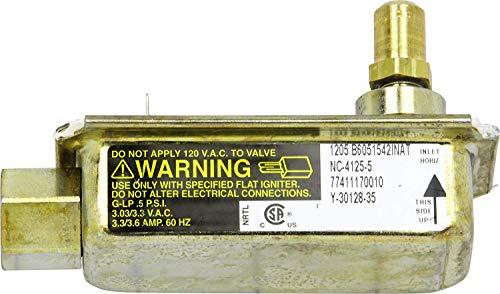 Gas Range Oven Safety Valve 30128-35AF for Electrolux 32034