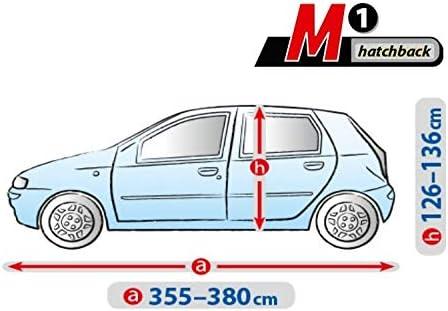 Kegel Blazusiak Autoplane Basic M1 Auto Abdeckung Sch/ützfolie geeignet f/ür Mini Cabrio II ab 2009