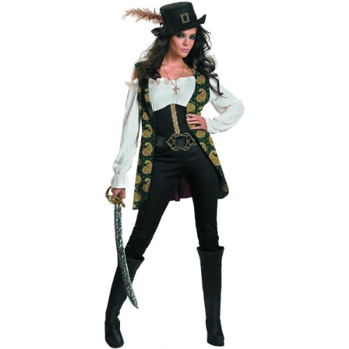 Disguise Pirates Caribbean Angelica Costume