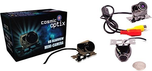 Cosmic Optix CO-JY-N33 Premium Backup Rear View Camera