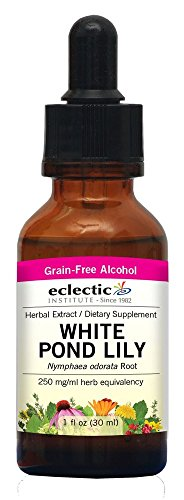 (Eclectic White Pond Lily O, Pink, 1 Fluid Ounce)