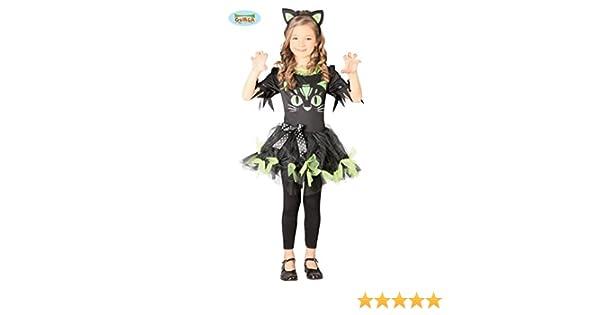 Disfraz de Gata (Talla 10-12 años): Amazon.es: Juguetes y juegos