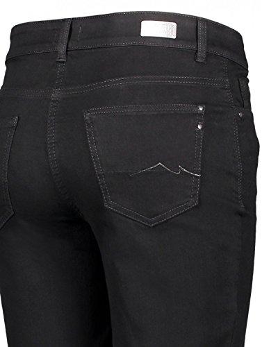Mac Melanie - Pantalones vaqueros d999 black black