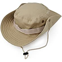 Boonie hat, UltraKey Classic US Combat Army Style Boonie Bush Jungle Hat Sun Cap Cotton