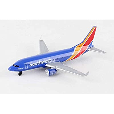 Daron Air Force One, Southwest Airlines Diecast Airplane Package - Two 5.5