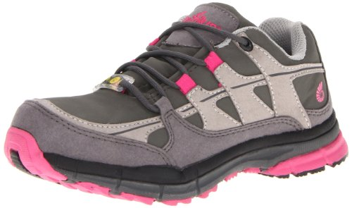Nautilus Steel Toe Athletic Shoe (Nautilus 1771  Women's ESD No Exposed Metal EH Safety Toe Athletic Shoe,Grey/Iris,7 W US)