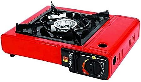 KDKDA Mini Estufa de Camping Estufa de Gas Calentador Estufa ...