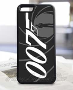 007 James Bond Design Inch i6 Case Phone Case for iphone 5C