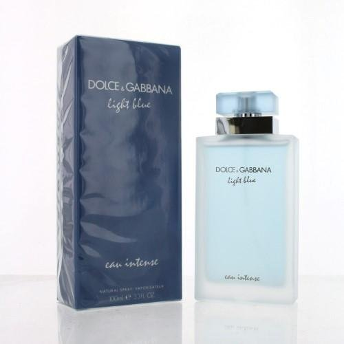 a3791bd09ff2 Amazon.com   Dolce   Gabbana Light Blue Eau Intense for Women Eau de Parfum  Spray
