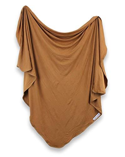 Swaddle Blanket & Hat Set | Receiving Blanket | Soft & Cozy | 47