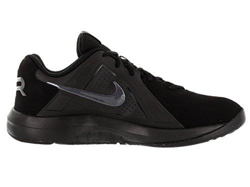 Nike Mens Air Mavin Scarpa Da Basket Bassa Nero / Antracite / Nero
