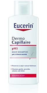 EUCERIN - EUCERIN CHAMPU SUAVE 250 ML