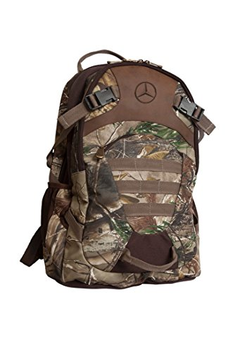 Mercedes Benz Camo Backpack Bag by Mercedes Benz