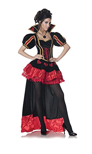 Under (Red Queen Costume For Kids)