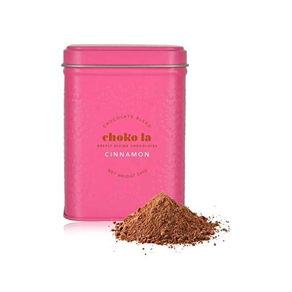 chokola Chocolate Drink Mix Signature Cinnamon Blend 250 Grams