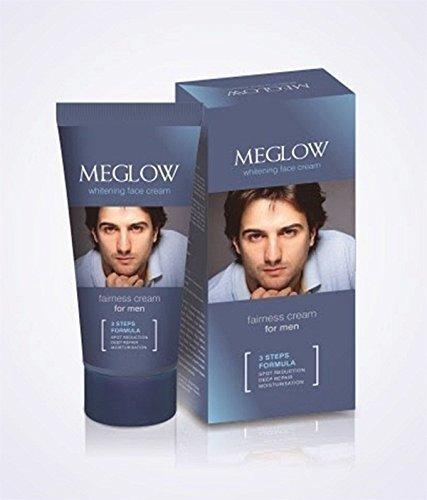 Instant Fairness Meglow Skin Whitening Spot Reduces Face Cream for Men 30g ( 1 Oz )
