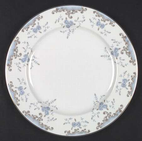 Imperial China designed by W Dalton Seville Dinner Plate