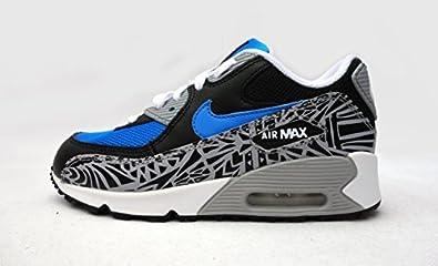 Nike Air Max 90 PREMIUM A rete (PS) Scarpa Da Ginnastica Per