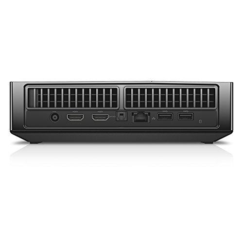 Alienware Steam Machine ASM1002980BLK Desktop Console (Intel Core i3 8 GB  RAM 1 TB HDD) NVIDIA GeForce GTX GPU