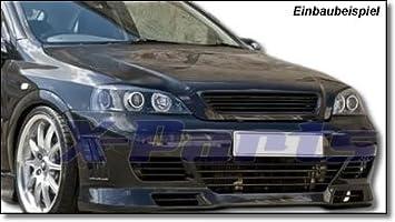 FK - Parachoques para Opel Astra G, plástico ABS, homologado, diseño deportivo