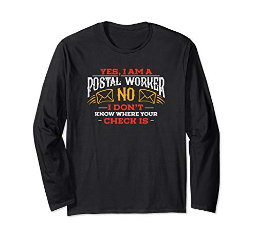 Best rural carrier t-shirts long sleeve for 2020