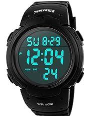 Skmei Casual Watch For Boys Digital Nylon - 1068