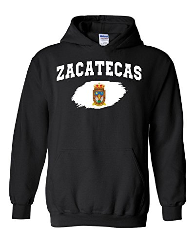 Mexico Flag State of Zacatecas Unisex Hoodies Sweater