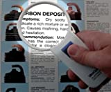 UltraOptix Round LED Magnifier 4 Power – 3″ Round LED Lighted Magnifier 4 Power – SV-3LPLEDSV-3LPLED, Health Care Stuffs